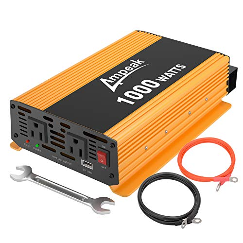 ampeak 1000w power inverter