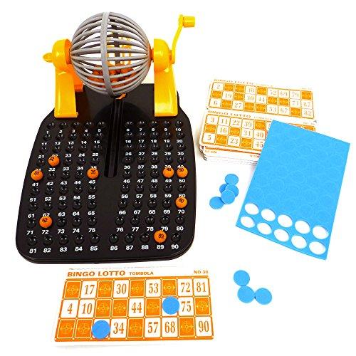 Wonder Kids WDK Partner–a1400125–Gioco educativo–Bingo Loto Viaggio