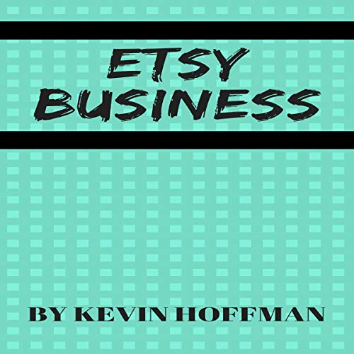 Etsy Business audiobook cover art