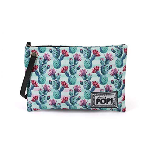 Oh My Pop! Oh My Pop! Nopal-Sunny Kulturtasche Bolsa de Aseo 30 Centimeters Multicolor (Multicolour)