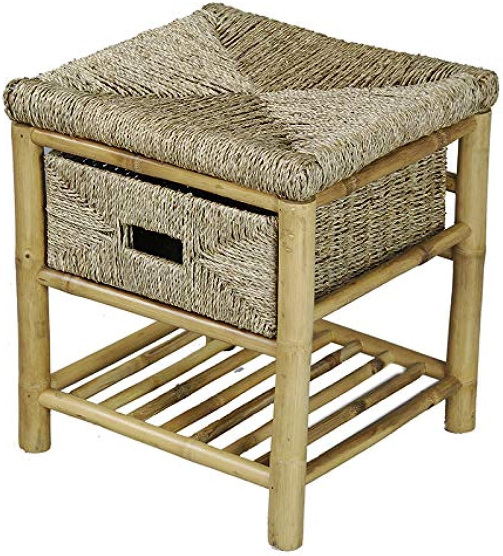 HomeRoots Furniture 294784-OT Homeroots Stools, Multicolor
