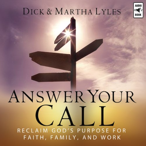 Answer Your Call audiobook cover art