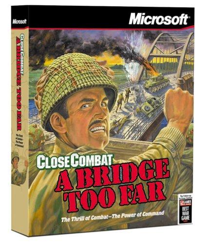 Close Combat: A Bridge Too Far (Jewel Case) - PC