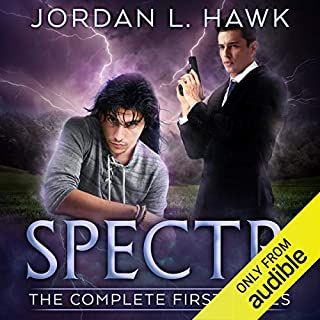 SPECTR: The Complete First Series Titelbild