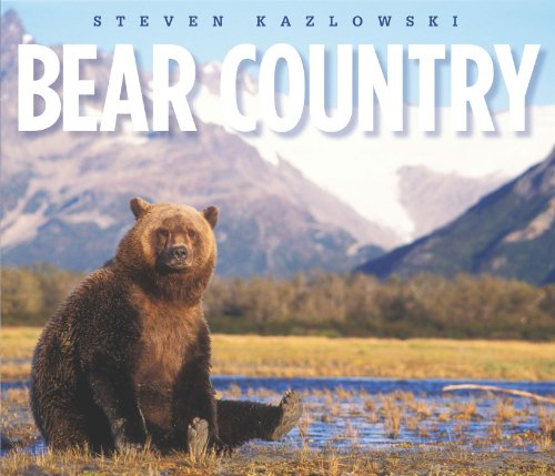 Bear Country: North America's Grizzly, Black and Polar Bears
