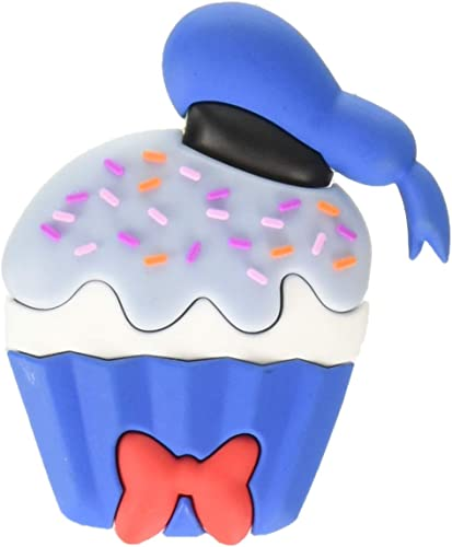 Donald Magnet Disney Cupcake Soft Touch Neuf Licence 25143