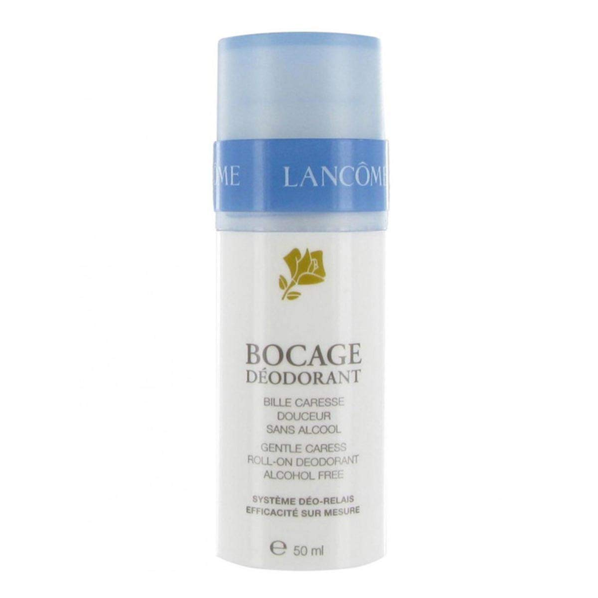 Lancome Bocage Caress Deodorant In a popularity 1.7oz 50ml Superior Roll-On