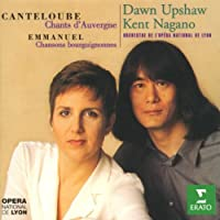 Canteloube: Songs of Auvergne