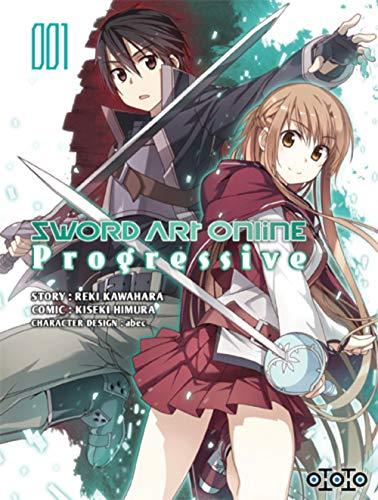 Sword Art Online: Progressive, t. 01