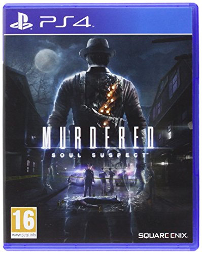 Murdered: Soul Suspect [import anglais] - PlayStation 4 [Importación francesa]