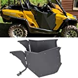 ECOTRIC Dual Stage Automotive Style Slam Latch Compatible with 11-20 CAN-AM Maverick/Commander 800 1000 UTV Suicide Doors Set of 2