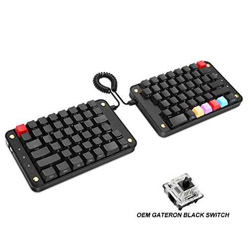 KoolertronProgrammable Split Mechanical Keyboard