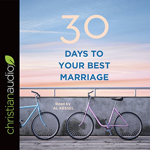 30 Days to Your Best Marriage audiobook cover art