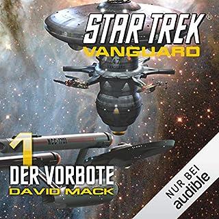 Der Vorbote     Star Trek Vanguard 1              Autor:                                                                                                                                 David Mack                               Sprecher:                                                                                                                                 Dietmar Wunder                      Spieldauer: 11 Std. und 12 Min.     615 Bewertungen     Gesamt 4,2