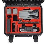 mc-cases® Kompakt Edition - Custodia compatta per DJI Mavic Air 2 e Smart Controller - Prodotta in Germania