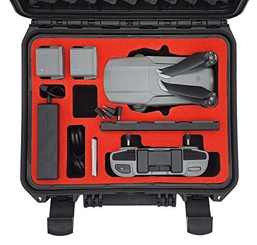 MC-CASES® Koffer passend für DJI Mavic Air 2 - Kompakt Edition - Auch DJI Smart Controller
