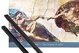 1art1 Michelangelo Buonarroti Poster (91x61 cm) Die