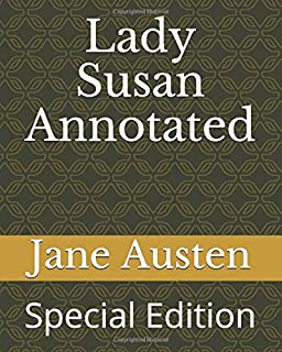 Lady Susan Annotated: Special Edition (ja)