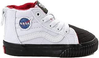 Vans Infant Toddler X NASA Space Voyager SK8-Hi MTE Zip Shoes