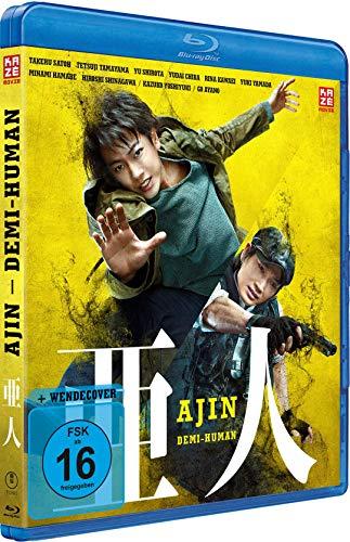 Ajin: Demi-Human - The Movie - [Blu-ray]