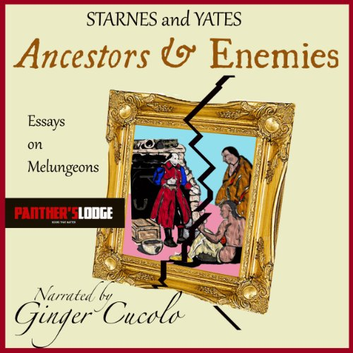 Ancestors and Enemies audiobook cover art