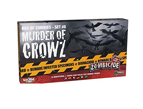 Cool Mini or Not GUG0063 - Zombicide Season 3: Murder of Crows