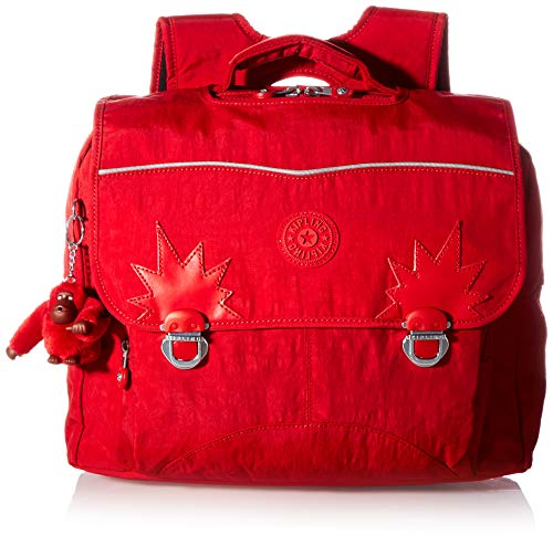 Kipling Backpacks INIKO Cherry Tonal