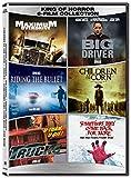 Stephen King 6-Film Collection (4 Dvd) [Edizione: Stati Uniti]