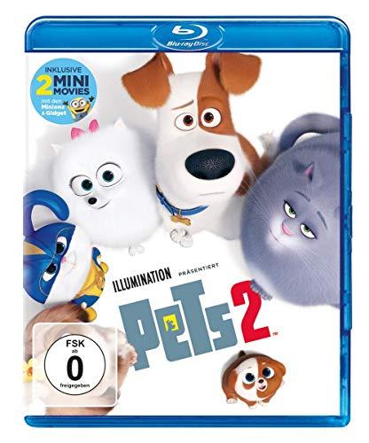 Pets 2 - Blu-ray