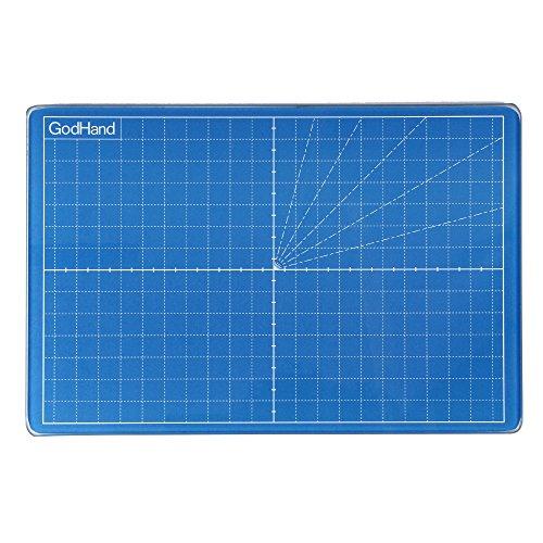 ゴッドハンド(GodHand) ガラスカッターマット(ブルー) GH-GCM-B5-B