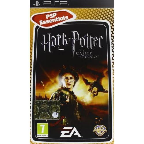 Harry Potter e il Calice di Fuoco Essentials