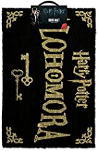 Harry Potter Alohomora Outdoor Doormat