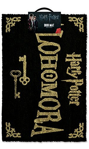 "Pyramid International - Felpudo ""Alohomora"" De Harry Potter"