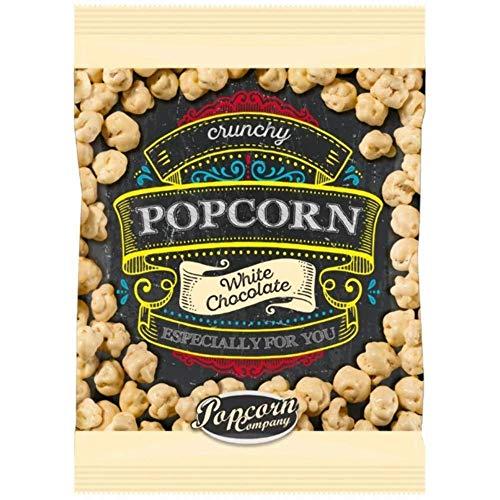 Crunchy Popcorn White Chocolate - mit großem Suchtpotential