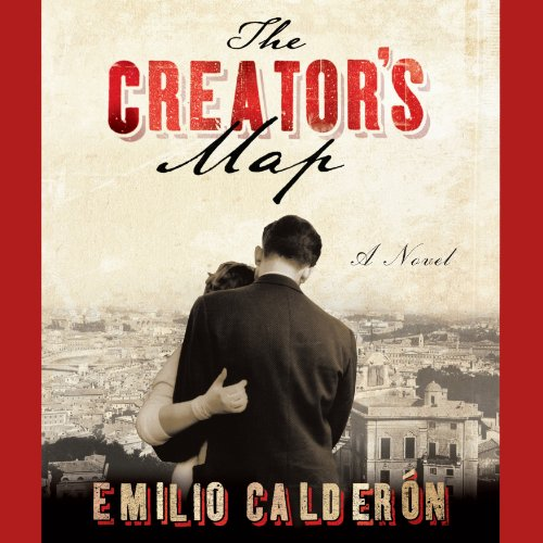 The Creator's Map audiobook cover art