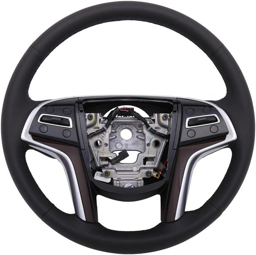 GM Manufacturer direct delivery Genuine Parts 84276150 Ultra-Cheap Deals Jet Steering Black Wheel