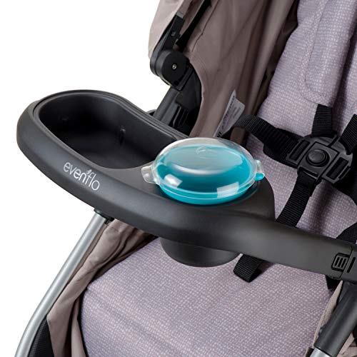 Evenflo Stroller Child Snack Tray with Snack Cup