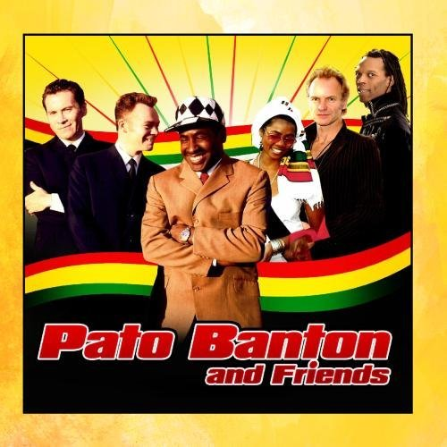 Pato and Friends 2 by Pato Banton