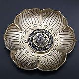 Lotus Craft Ash Catcher Fragancia Perfume Cono Stick Holde,