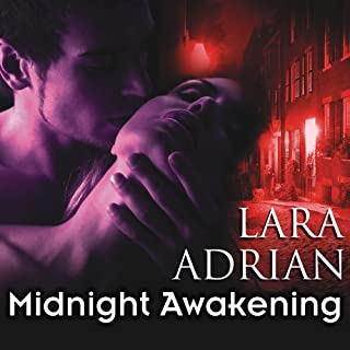 Midnight Awakening      The Midnight Breed, Book 3              By:                                                                                                                                 Lara Adrian                               Narrated by:                                                                                                                                 Hillary Huber                      Length: 10 hrs and 2 mins     1,321 ratings     Overall 4.5