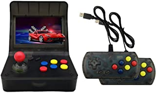 SODIAL Retro Game Console Portable Game Console 16GB 4.3 inch Full View TFT Screen 3000 Classic Games ,Support Transplant Games /Arcade games/CP1/CP2/NEOGEO/GBA/SFC/M