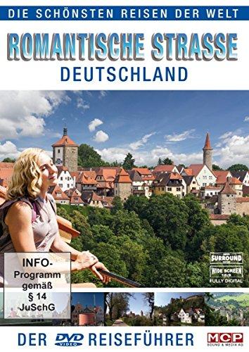 Die schönsten Reisen der Welt - Romantische Strasse - Deutschland (Der DVD-Reiseführer)