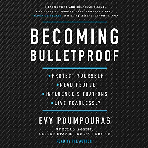 Page de couverture de Becoming Bulletproof