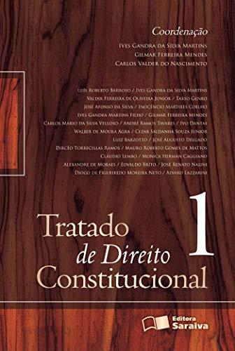 Tratado de direito constitucional - Volume 1 - 2ª edição de 2012