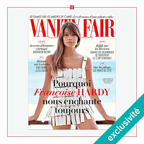 Vanity Fair : août 2018 audiobook cover art