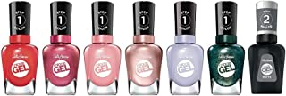 Sally Hansen Miracle Gel Galaxy Set: Out Of This Pearl, Saturn It Up, Satel-lite Pink, Apollo You Anywhere, O-zone You Didn't, Neblue-la, Matte Top Coat, Gift Set