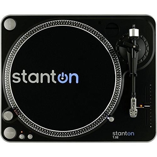 giradischi stanton Stanton T52 B giradischi professionale piatto per DJ vinile