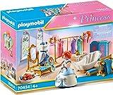 PLAYMOBIL Princess 70454 Vestidor con bañera, A partir de 4 años