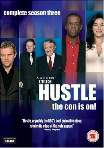 Hustle - Series 3 [UK Import]