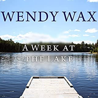 A Week at the Lake audiobook cover art